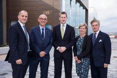 谢菲尔德大学投资4700万英镑开设三个工程和工业技术研究中心