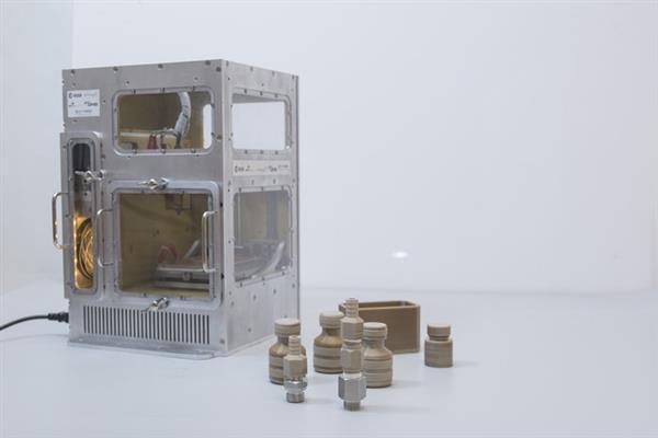 欧洲航天局推出用于微重力应用的MELT 3D打印机