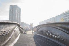 MX3D在埃因霍温的荷兰设计周期间展出金属3D打印桥