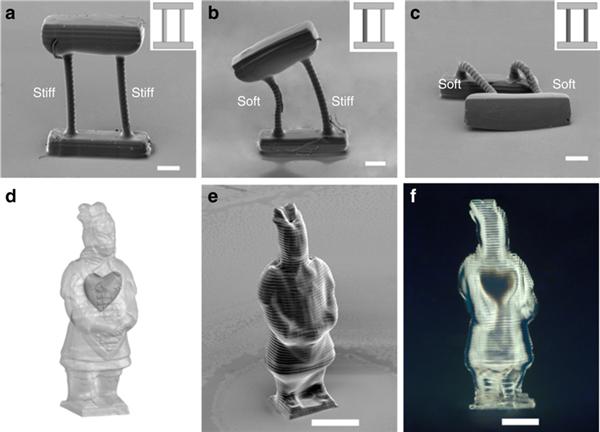 CU Boulder开发新型生物3D打印可以创造人造血管、器官组织