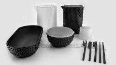 创想三维:3D打印机定制家居用品 国外设计大师之作