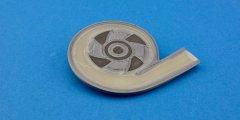 3D打印人工心脏泵展示嵌入式磁铁打印的应用