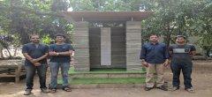 印度理工学院开发只需要三天时间建造的3D打印房屋