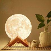 3D打印机教程:专属定制月球灯建模设计(附视频)