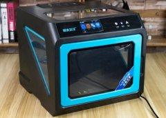 评测:无论颜值还是性能都很赞的智能3D打印机