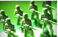 废塑料变为3D打印材料!美国军队还用来修复设备部件