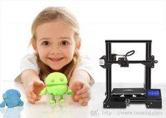 创想三维:购买家用3D打印机的5大理由