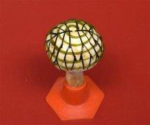 <b>研究人员开发出使用石墨烯发电的3D打印仿生蘑菇</b>