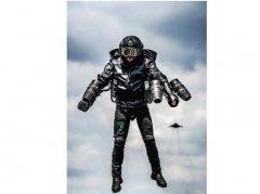 <b>EOS工业3D打印技术助力打造开创性喷气式飞行服</b>