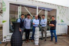 <b>Colossus推出全球最大的可移动FGF 3D打印机</b>