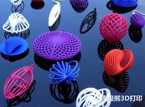 解析:3D打印材料及其应用概述