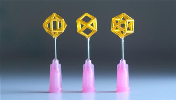 LLNL发明通过磁场变硬的3D打印的超材料