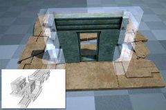 加州大学用3D打印重建了具有1500年历史的蒂瓦纳库神庙
