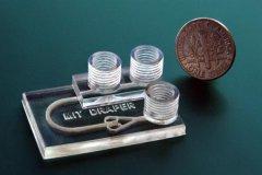 麻省理工开发3D打印微流体设备,用于个性化癌症治疗