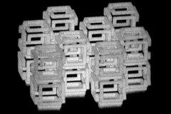 麻省理工科学家将3D打印对象缩小到纳米级版本