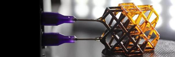新一代3D打印超材料,晶格结构填充铁磁流体立即变硬