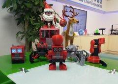 CR-100众筹公益回报篇:3D打印机器人总动员