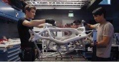 外形酷似蜘蛛,这是有史以来最复杂的创成式设计的着陆器