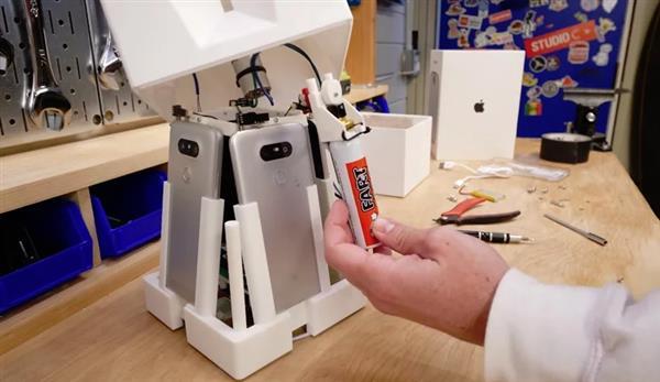美国宇航局的工程师3D打印防盗包裹