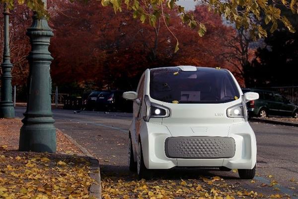 3D打印电动车XEV售价6.8万元,2019年开售