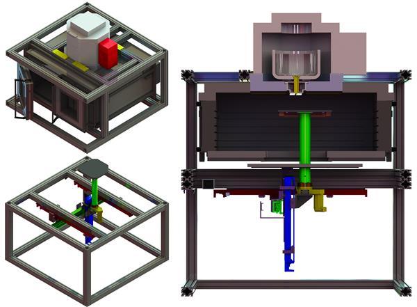麻省理工学院升级了他们的玻璃3D打印机:G3DP2