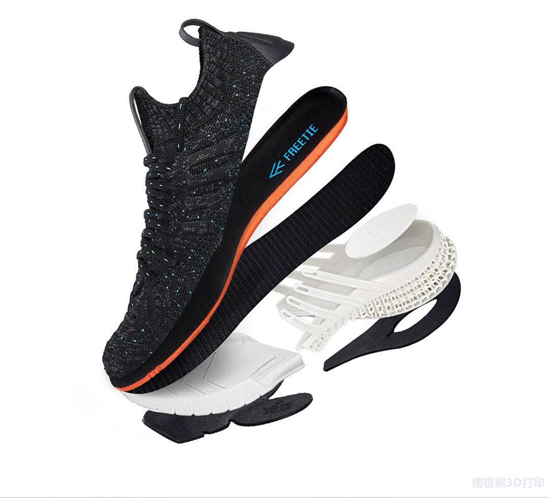 在小米众筹 699元的凌空3D打印运动鞋,有人大赞有人怒喷