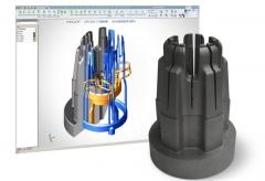 3D Systems 的随形冷却解决方案,最大限度短注塑成型周期时间