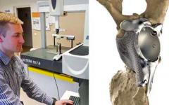 3D打印技术在人工髋关节置换术中的应用现状及前景