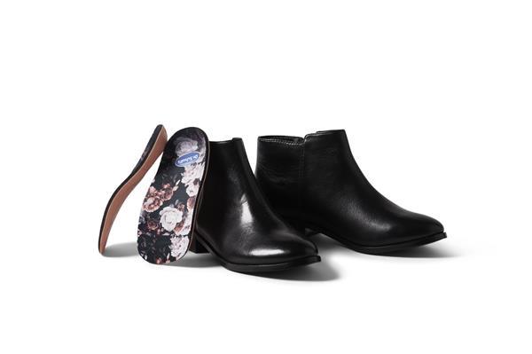 Dr. Scholl's与Wiivv合作提供定制3D打印鞋垫