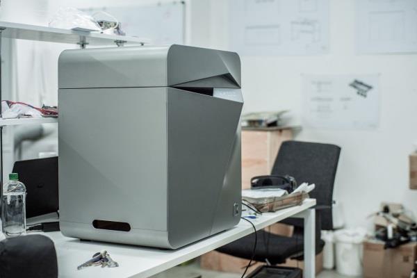 Kwambio在CES上展示粘结剂喷射陶瓷3D打印机