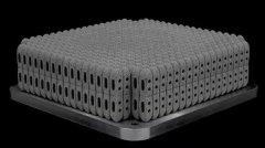 3D金属打印技术使矫形植入物的生产效率提高了两倍