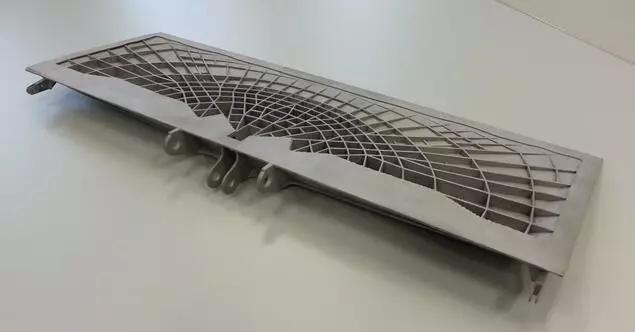 看空客如何探索用3D打印来加强飞机机身结构部件