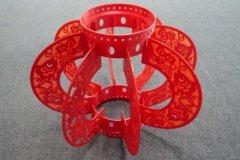 极光尔沃:自制3D打印灯笼,欢欢喜喜迎新年