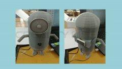 "<b>学生通过CR-10S 3D打印机创造""显温保温杯""</b>"