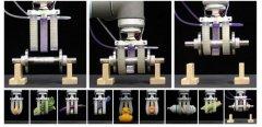 研究人员使用多材料3D打印来创建快速响应的执行器