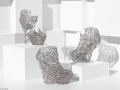 <b>Ica&Kostika推出豪华3D打印鞋子Exobiology系列</b>