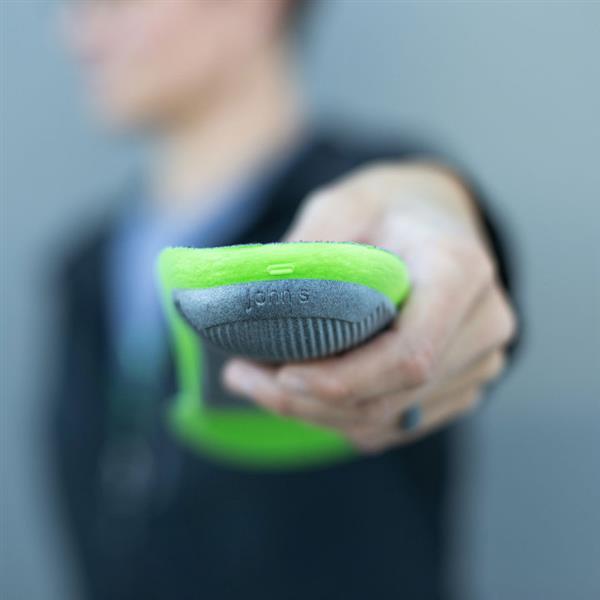 惠普FitStation平台使用3D打印技术制作完美的鞋子和鞋垫