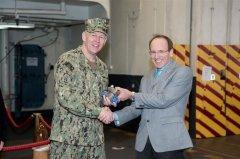 亨廷顿英格尔斯工业公司为美国海军航母提供首个金属3D打印部件