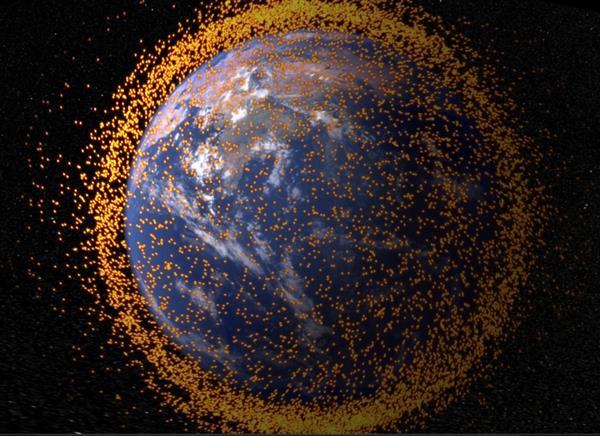 清理太空垃圾:3D打印卫星将使空间更加公平