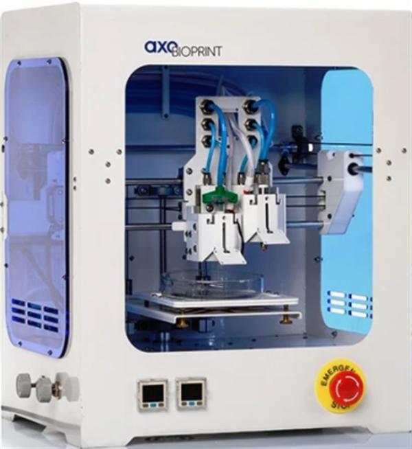 土耳其公司AxolotlBiosystems为各地大学制作生物3D打印机