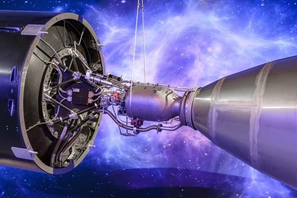 新款Orbex Prime火箭(Orbex / PA)中的3D打印引擎