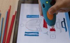 3Doodler App将您的智能手机屏幕变成3D打印笔画布