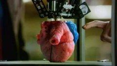 3D打印在心脏模型中的有效性