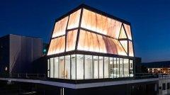 瑞士用机器人和3D打印数字化建造的DFAB HOUSE开业了