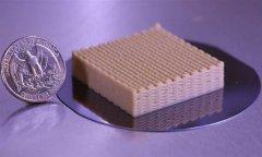 LLNL研究人员3D打印活细胞,将葡萄糖转化为乙醇和二氧化碳