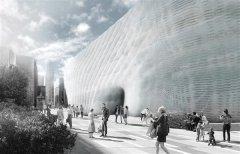 TUM建筑师为慕尼黑的德意志博物馆创建3D打印外墙