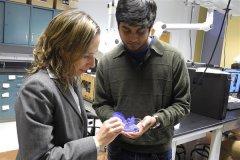 RIT研究人员创造生物3D打印聚合物结构,以帮助身体自我愈合