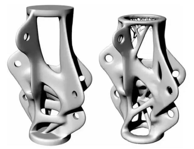 architecture 3D part
