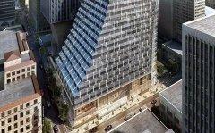 西雅图摩天大楼中将安装由3D打印节点组装的幕墙
