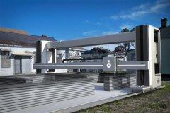 ICON推出大型Vulcan II 3D打印机,打造经济适用房